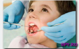 Статья. Чем лечится зубная боль у детей?