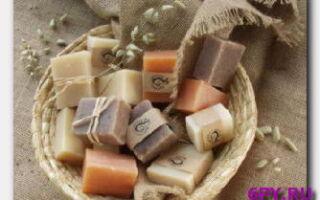 Лечение молочницы при помощи хозяйственного мыла