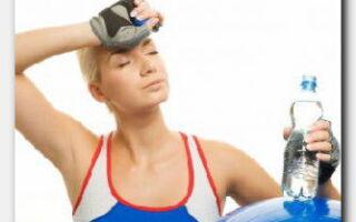Питье после тренировки-польза и вред для организма, мнения врачей