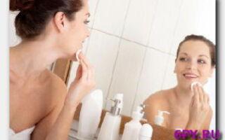 Статья. Как правильно осуществить очищение кожи лица?