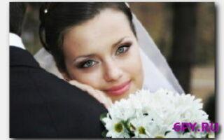 Статья. Свадебный макияж