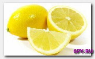 Статья. Зачем применять лимон для ногтей?