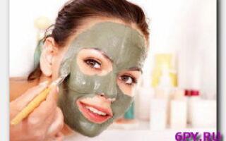 Статья. Зеленая глина: чем полезны маски из нее, и как их делать?