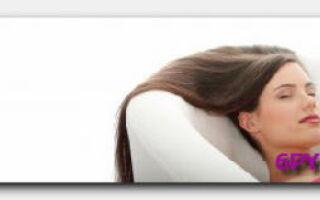 Статья. Ампулы для восстановления волос