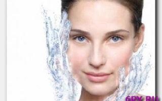 Статья. Увлажнение кожи лица: главные правила
