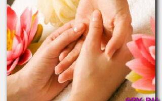 Здоровые ногти-красивые руки