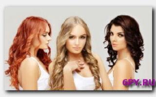 Статья. Стойкая краска для волос – как не ошибиться при выборе?