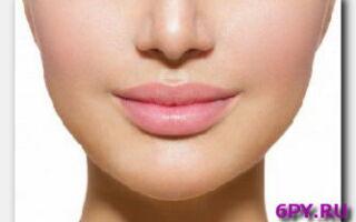 Статья. Объем губ при помощи крема
