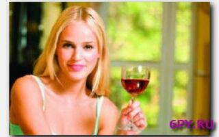 Алкоголь после ботокса-можно ли пить