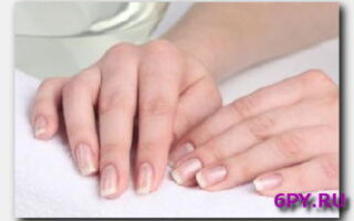 Статья. Ребристые ногти на руках: причины и способы устранения проблемы
