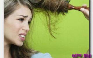 Статья. Уход за сухими волосами: красивые локоны без проблем