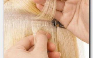 Статья. Ленточное наращивание волос: все секреты процедуры