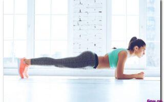 Что будет с твоим телом, если стоять в планке каждый день