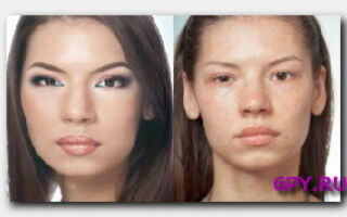 Статья. Особенности макияжа для опущенных век: как убрать угрюмость из взгляда