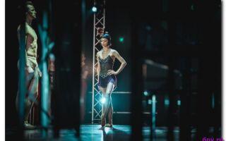 Балерина поделилась своими секретами стройности