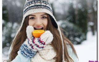 Три продукта для красивой кожи, которые должны быть в зимнем рационе