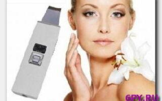 Статья. Ультразвуковой скраббер: инструмент для красоты и здоровья вашей кожи