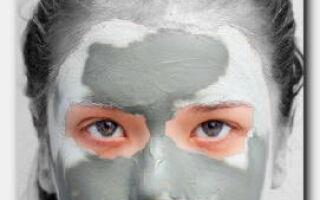 Статья. Рецепты масок для лица из голубой глины