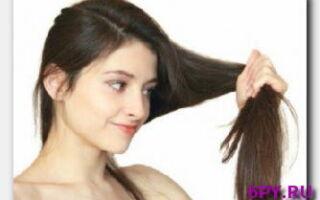 Статья. Маска для роста волос с витаминами