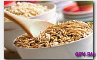 Пшеничные отруби-для красоты и здоровья