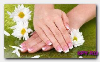 Статья. Как правильно ухаживать за руками и ногтями