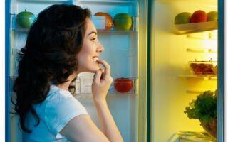 Как похудеть способом вечернего голодания
