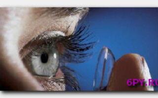 Жесткие контактные линзы-плюсы и минусы