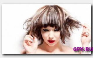 Статья. Градуировка волос – делаем волосы шикарными!