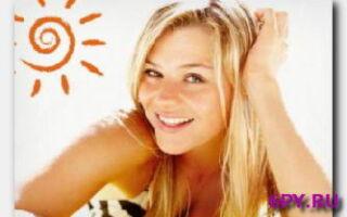 Статья. Как ухаживать за волосами летом: полезные советы