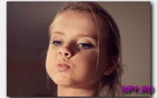 Статья. Как накачать скулы на лице в домашних условиях?