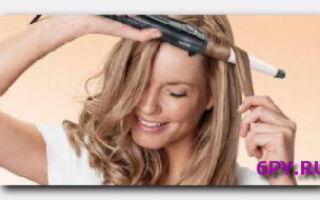 Статья. Романтичные волны или игривые спирали? Учимся завивать волосы плойкой!