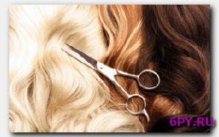 Статья. Стрижка и окрашивание волос по лунному календарю