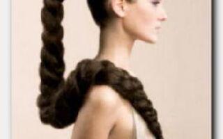 Статья. Накладные волосы