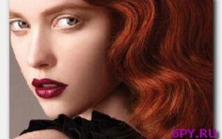 Статья. Гармонизируем привычный мэйк-ап: выбираем идеальную помаду под цвет волос