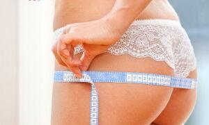 Как похудеть попой