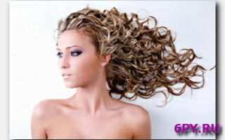 Статья. Химическая завивка волос
