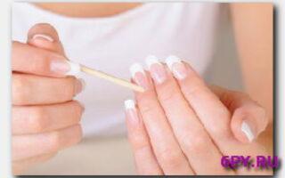 Статья. Восстановление ногтей после наращивания