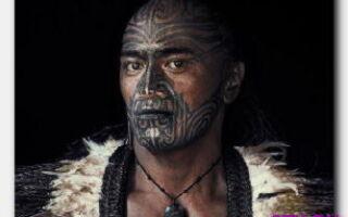История развития декоративного макияжа на Востоке и на Руси