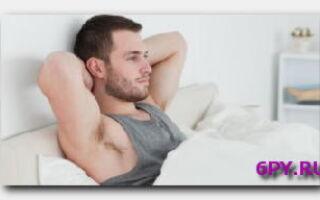 Почему у мужчин по утрам стоит-причины непроизвольной эрекции