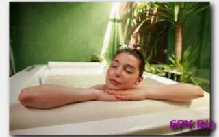 Статья. Сероводородные ванны: особенности лечения, показания и противопоказания