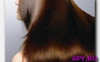 Статья. Кератиновое ламинирование для волос