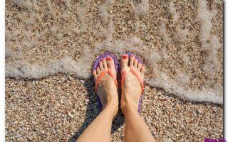 Чем может быть опасна летняя обувь-мнение врача
