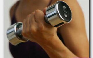 Если после тренировки болят мышцы