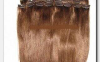 Статья. Натуральные и искусственные волосы на клипсах: как выбирать и носить?