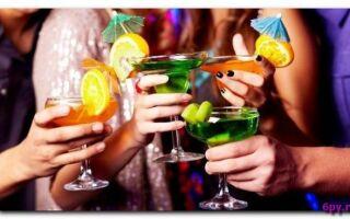 Как пить алкоголь и не толстеть-пять хитростей, которые помогут