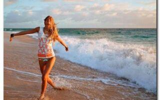 Как пойти на пляж, если у тебя месячные-пять хитрых способов