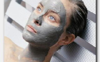 Статья. Применение голубой глины для лица