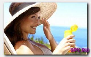 Статья. Используем крем для загара: защищаем кожу в солярии и на пляже