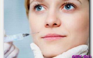 Статья. Как убрать носогубные морщины: процедуры в домашних условиях