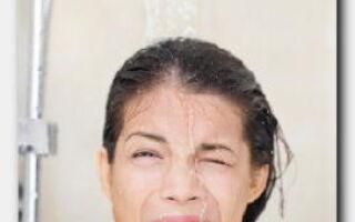 Контрастный душ-правила эффективного и здорового закаливания